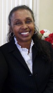 Pastor Monica Cummings